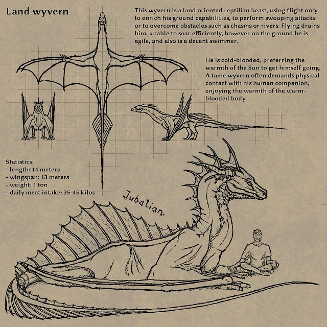 Land wyvern